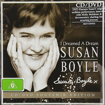 I Dreamed A Dream (Tour Edition) - Cd Used - Boyle, Susan - Easy Listening Used