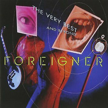 Very Best And Beyond The - Cd Foreigner - Rock & Pop Music New CD055739
