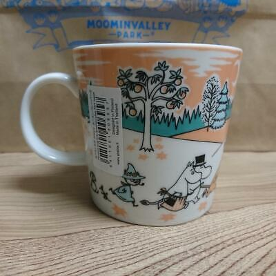 Moomin Mug Arabia 1 mug cup 2019 Moomin Valley Park Japan Limited !!
