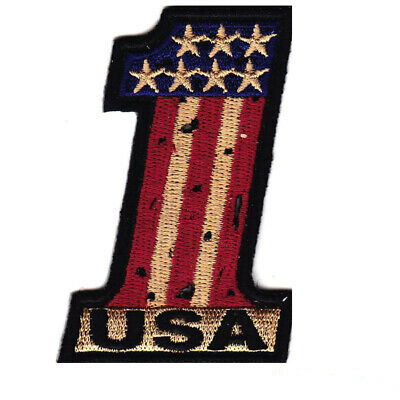 AMERICANA GREAT QUALITY RRP £7.75 REBELS MOTORCYCLE CLUB 1/% PATCH