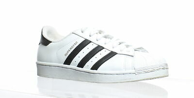 734a0bf63f Adidas Womens Superstar White Fashion Sneaker Size 9 (236654)