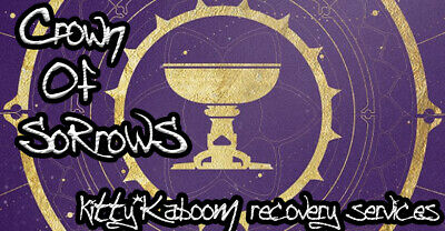 Destiny 2 CROWN OF SORROWS  PRE-ORDER (PS4, XBOX AND PC) GUARANTEED COMPLETION