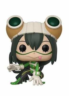 Funko POP! Animation: My Hero Academia - Tsuyu Collectible Figure, Multicolor
