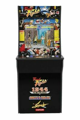 Final Fight Rare Arcade Machine! Free Shipping Limited Quantity! New In Box