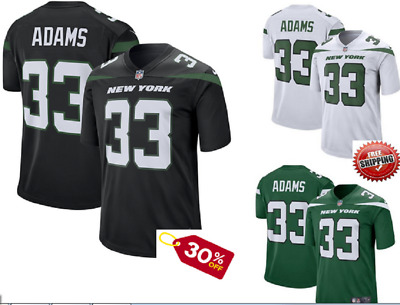 Wholesale MEN'S NEW YORK Jets Jamal Adams #33 Player Game Stitched Jersey 2019  for sale
