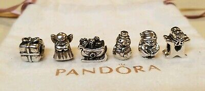52e344c84 PANDORA CHRISTMAS JOY Charm, Mixed Enamel & Clear CZ -796364CZ ...