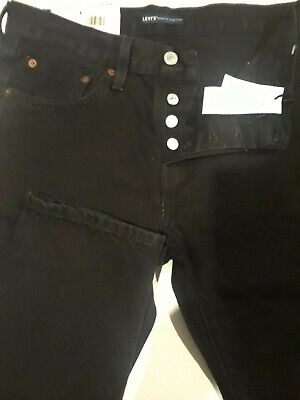 99daebab Levi's 501 Made & Crafted 501 Taper Selvedge denim Men Size 27 measure sz  30x27