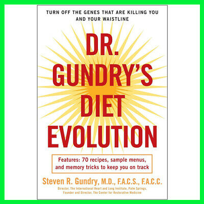 Dr Gundry's Diet Evolution by Steven R Gundry (E-book) {PDF}⚡Fast Delivery(10s)⚡
