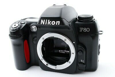 Nikon F80D 35mm Film Camera Body only From Japan [Exc++] #440060A