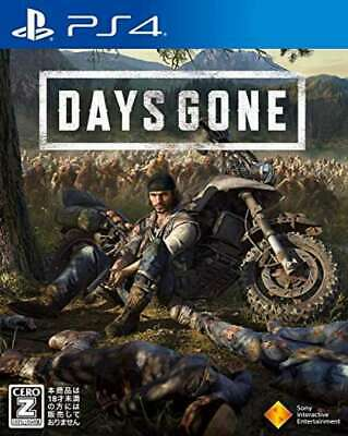 """Days Gone [PS4] [CERO rating """"Z""""]   Game Sony Interactive Entertainment"""