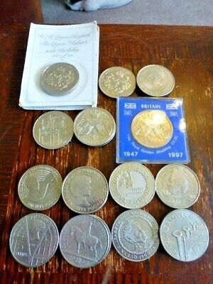 1990 To 2006 £5 Coin Rare Five Pound Most Years Availble