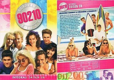 DVD BEVERLY HILLS 90210 L'INTEGRALE SAISON 1 SEASON 1990 Edition Francaise Neuf