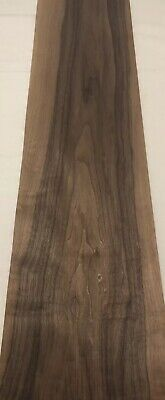 "Walnut Wood Veneer: 5 Sheet (40"" X 10.5"" ) 14 Sq Ft"