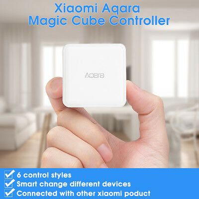 XIAOMI AQARA MAGIC Cube Controller Six Smart Home Device zigbee