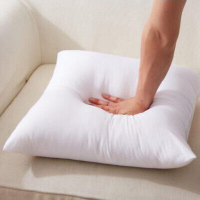 Square Soft Throw Pillow Inner Cushion Insert Core Filler Home Bedding Articles