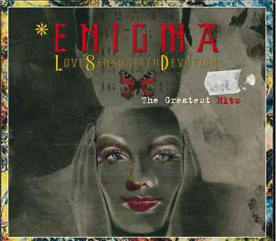 "ENIGMA ""Love Sensuality Devotion - The Greatest Hits"" CD (Digipak)"
