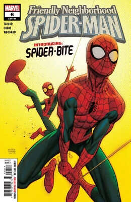 FRIENDLY NEIGHBORHOOD SPIDER-MAN (2019) #6 - New Bagged
