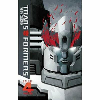 Transformers: IDW Collection Phase Two Volume 4 - Hardcover NEW Chris Metzen (A