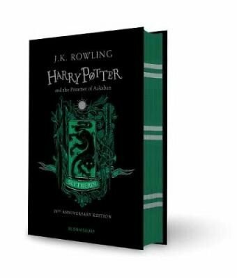 Harry Potter and the Prisoner of Azkaban - Slytherin Edition 9781526606228