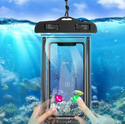 Waterproof Underwater Swim Pouch Dry Bag Case Cover for Mobile phone Cell Phone