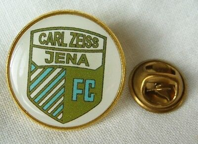 pin button badge Football Fußball-Club FC Carl Zeiss Jena Germany