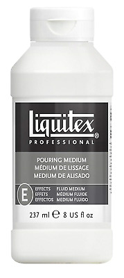 Liquitex Professional Pouring Effects Medium, 237 ml