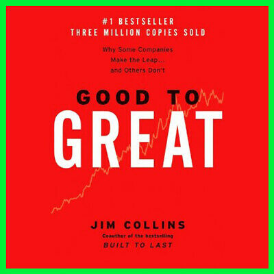 Good to Great Why Some Companies Make the Leap (E-book){PDF}⚡Fast Delivery(10s)⚡