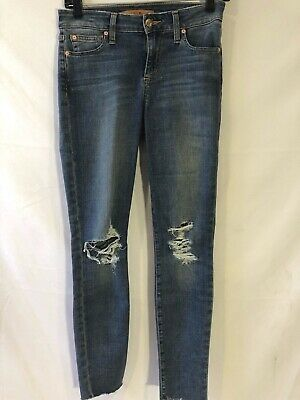 b9221e8d19aa JOE'S jeans size 25 Flawless The Icon mid rise skinny ankle jean Lydie joes