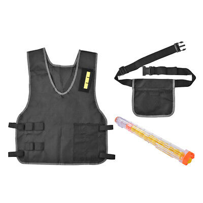 09254f7a87a2ac 12-Round Refill Magazine Pack Vest Waist Bag for Nerf Rival Apollo Zeus  Blaster