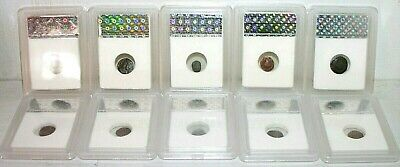 Authentic Lot Of 10 Constantine The Great Era Roman Empire Coins Cir. 330 A.d.