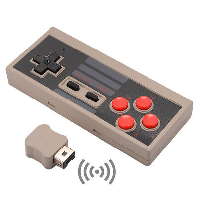 Wireless Game Pad Controller Handle For Nintendo NES Mini Classic Console AC704
