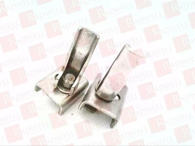 QTY 5 bags of 2ea Lot of 10 HOFFMAN AFC412SS STAINLESS TOGGLE LATCH CLAMPS