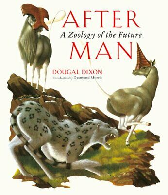 After Man A Zoology of the Future by Dougal Dixon 9781911081012 | Brand New