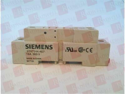 Siemens 3Tx7144-4E7 / 3Tx71444E7 (Used Tested Cleaned)