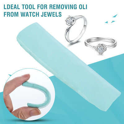 Cleaning Clay Removes Oil Picks Up Parts For Jewels Watchmakers Repair Tool