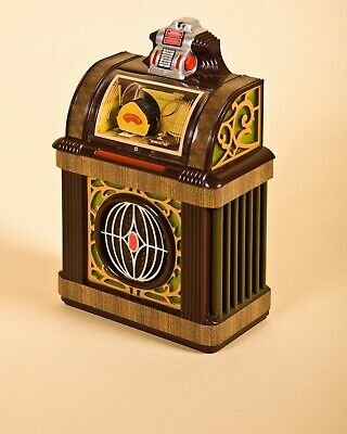 PACKARD 'Manhattan' JUKE-BOX IN MINIATURA CON CANZONE 'UNFORGETTABLE'/N. K. COLE