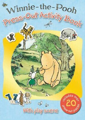 Winnie-the-Pooh: Press-out Activity Book-