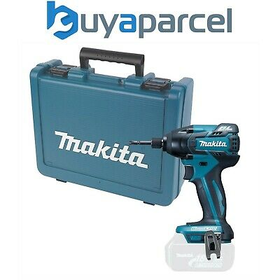 Makita DTD129Z 18V LXT Lithium Ion Brushless Impact Driver - Body Only & Case