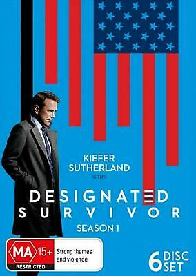 Designated Survivor : Season 1 - DVD Region 4 Free Shipping!