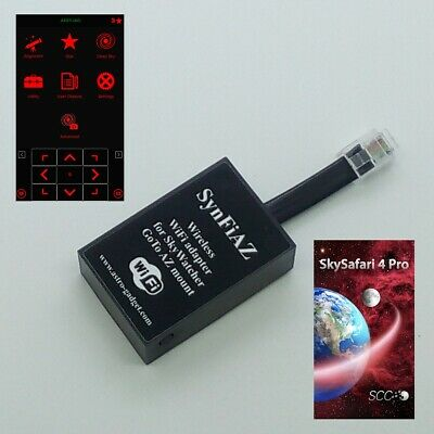 SKYWATCHER SYNSCAN WI-FI adapter for Skywatcher GOTO mounts Code