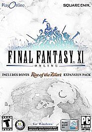 Final Fantasy Xi 11 Vanadiel Collection Complete Pc 2 Expansions