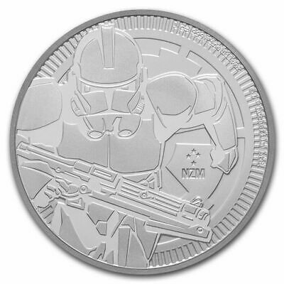 Niue - 2 Dollar 2019 Star Wars Clone Trooper - Silver coin