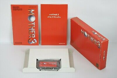 MOTHER 3 Ref/077 Game Boy Advance Nintendo Japan gba