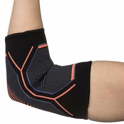 Kunto Fitness Elbow Brace Compression Support Sleeve for Tendonitis,Medium Size