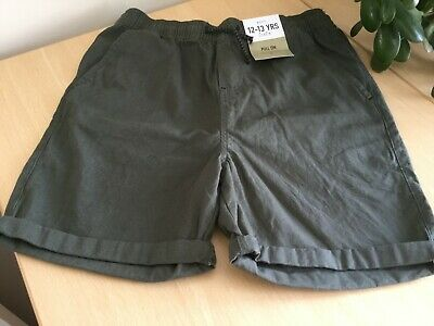 Primark Denim & Co Pull On Karki Shorts Age 12-13 Years Brand New Tagged