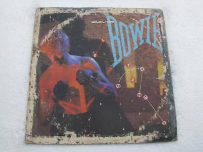 LETS DANCE DAVID BOWIE LP Record World India-1039