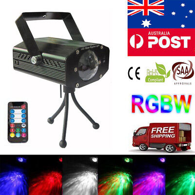 Party Laser DJ Lights LED Stage Lighting Effect Bar Disco RGB Projector Wedding