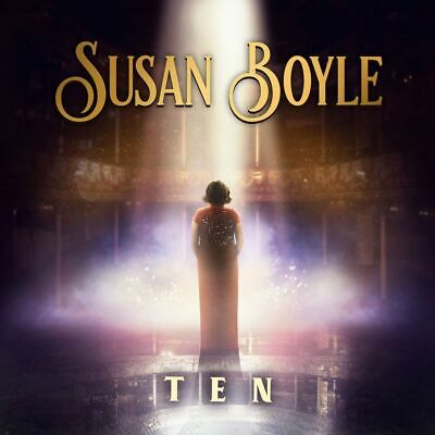 SUSAN BOYLE - Ten CD *NEW* 2019