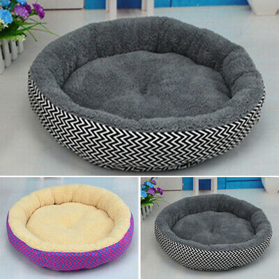 Pet Dog&Cat Bed Puppy Cushion House Soft Warm Kennel Mat Blanket Washable Kitten