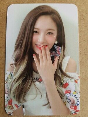 FROMIS/_9 HAYOUNG #3 Official PHOTOCARD FUN FACTORY 1st Single Album FROMIS9